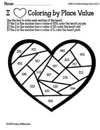 math printables for valentine u0027s day freebie second grade c 2nd