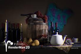 pixar animation studios unveils renderman 20 cg daily news