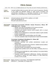 Sample Resume For Accountant by How To Write A Winning Resume Objective Examples Included