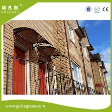 Polycarbonate Window Awnings Online Get Cheap Polycarbonate Door Awning Aliexpress Com