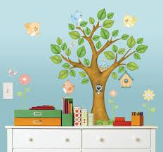 Stickers Arbre Pour Chambre Bebe by Stickers Enfant Dans L U0027arbre