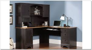 Corner Computer Desk With Hutch Perfect And Fit Corner Desk Hutch