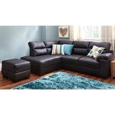 corner lounge with sofa bed chaise saskia left hand corner chaise sofa black furnico village