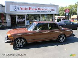 1974 bmw 2002 tii in bronze 782923 nysportscars com cars for