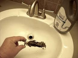How To Unclog Bathroom Drain Bathroom Unclog A Sink Tub Or Shower Water Clogging In Bathtub How