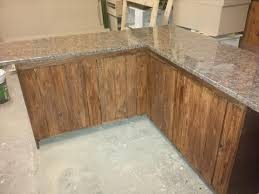 Kitchen Table With Storage Cabinets by Pallet Kitchen Counters With Storage Cabinets 101 Pallets