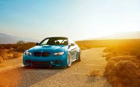 car bmw wallpaper hd background bmw m3 e92 blue desert sunset front view wallpaper