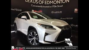 hybrid lexus 2017 2017 lexus rx 450h awd review youtube