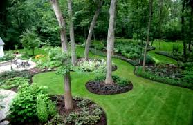 beautiful small backyard garden designs pictures with landscaping