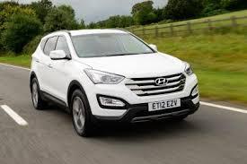 hyundai suv uk hyundai santa fe review 5 auto express
