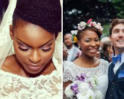 natural styles that you can wear in the winter natural wedding styles afrocenchix
