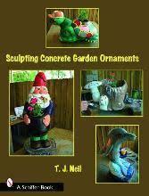 creative concrete ornaments for the garden sherri warner