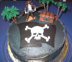 share pirate cake ideas via photos of your homemade creations