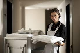 femme de chambres fiche métier femme de chambre valet de chambre