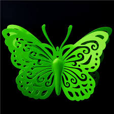 customized home decor metal wall art butterfly buy wall art