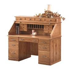 Secretarys Desk by Postmasters Handmade Roll Top Desk Countryside Amish Furniture