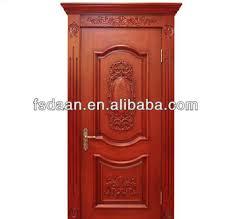 Wooden Main Door Luxury Wooden Main Single Door Design For Villa Buy Main Door