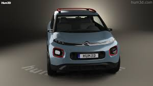 citroen concept 2017 360 view of citroen c aircross 2017 3d model hum3d store