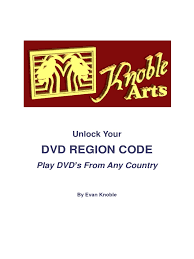unlock your dvd region code dvd audio electronics