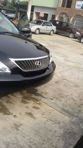 price of lexus rx 350 nairaland price slash for black 2008 rx350 clean inside out 3 2m with clean
