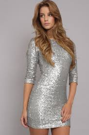 silver new years dresses silver glitter bling dress new year inspired