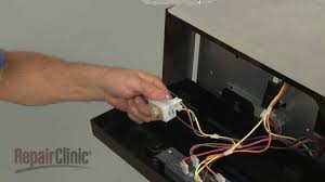 electric trash compactor kitchenaid trash compactor start switch replacement 675382 youtube