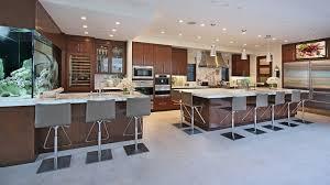 grande cuisine cuisines grande cuisine moderne 80 idées de déco pour la