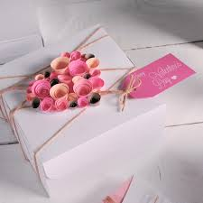 Decorate Valentine Box For Boy Gift Wrapping Ideas Box Packaging Pink Romantic Card Message