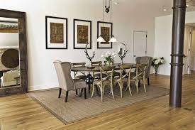 Oversized Dining Room Tables Glass Dining Table Contemporary Dining Room Benjamin Moore