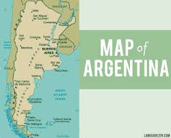 Bariloche Argentina Map Language Zen The Future Of Language Learning