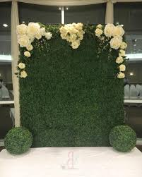 wedding backdrop rentals britts artistry treats