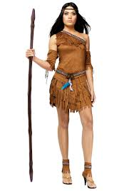 cavewoman halloween costumes pocahontas costumes