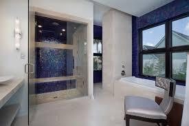 Royal Blue Bathroom by Miwa U2013 Custom Residence Interiors Phil Kean Design Group