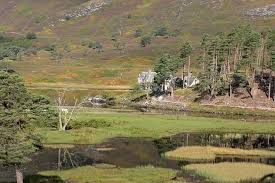 glen affric estate inside pippa middleton s luxury highland love nest daily mail online
