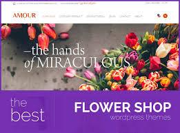 Flowershop 25 Best Flower Shop Wordpress Themes 2017