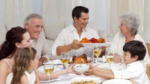 make thanksgiving day a real family reunion familyinsafe