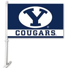 University Of Kentucky Home Decor Brigham Young University Flags U0026 Flag Poles Outdoor Decor