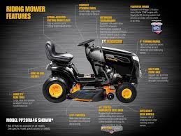 amazon com poulan pro 960420188 briggs and stratton 20 hp pedal