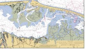 Ocean Depth Map Intro Page