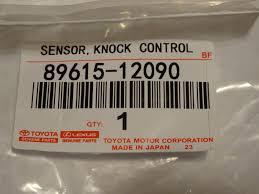 lexus rx300 knock sensor problems 1mz fe knock sensors toyota nation forum toyota car and truck