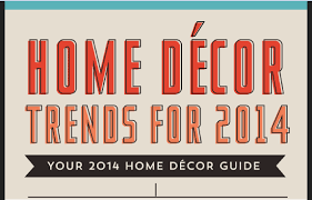 2014 Home Decor Trends Home Decor Trends For 2014 Infographic Visualistan