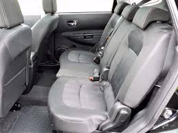nissan qashqai leather seat covers 7 seater 2012 nissan qashqai 2 ntec 12 months mot fsh 360
