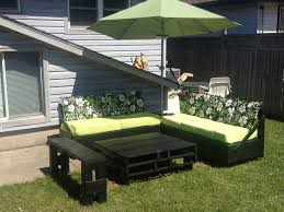 Patio Furniture Out Of Pallets - patio pallet furniture lounges amp garden sets patio pallet