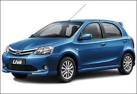 toyota india car toyota looks at more small cars for india rediff com business