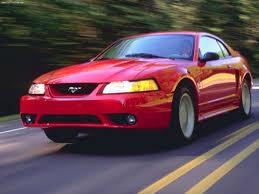 1999 Mustang Black Ford Mustang Svt Cobra 1999 Pictures Information U0026 Specs