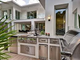 covered grill outdoor kitchen pendant lighting living spaces