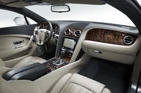 bentley continental gt3 r interior 2011 bentley continental gt introduced