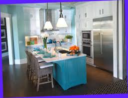 Painted Kitchen Cabinet Ideas Freshome Painted Kitchen Cabinet Ideas U2013 Freshome Black White And Blue