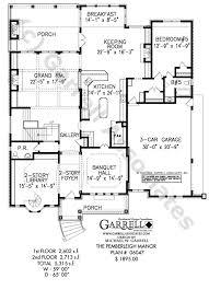 Grand 9 Basic Farmhouse Plans Pemberleigh Manor House Plan Estate Size House Plans
