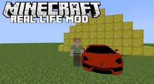 Lamborghini In Minecraft Let U0027s Show Real Life Mod Special